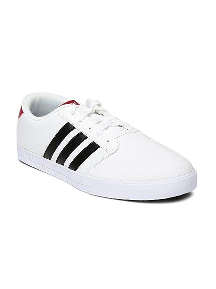 536b73f78dbe ... order adidas neo men white vs skate casual shoes 9uk aa109 0924d