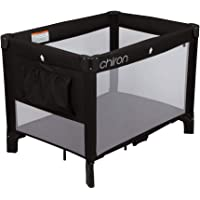 Childcare Chiron Travel Cot, Black