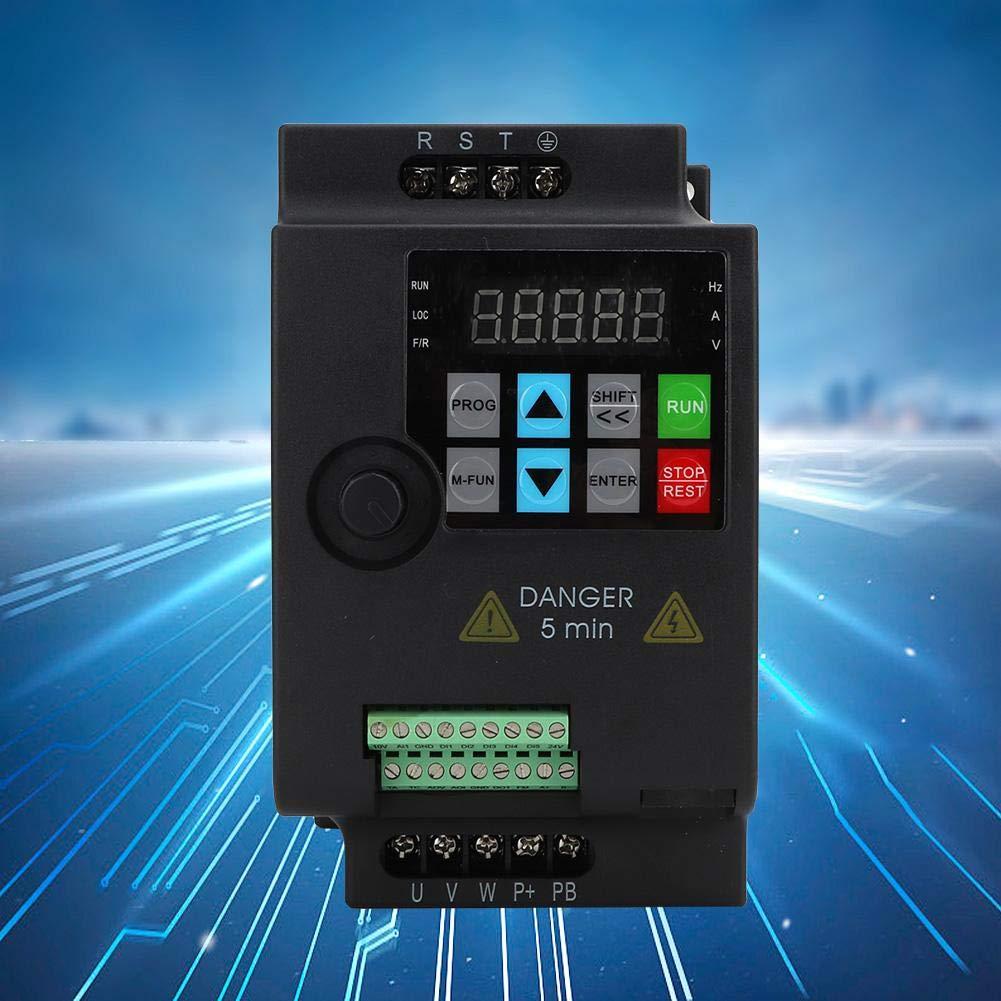 VFD-2.2KW SKI780 Unidad VFD trif/ásica universal Inversor VFD Variador de frecuencia Controlador PWM VFD 2.2KW AC 380V 9.6A para motor de CA trif/ásico,Controlador de velocidad trif/ásico