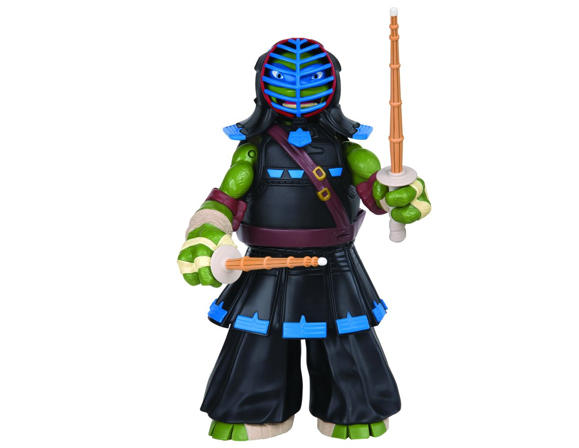 Turtles - Tortugas Ninja - Leonardo - Dojo (Flair Leisure Products 91441)