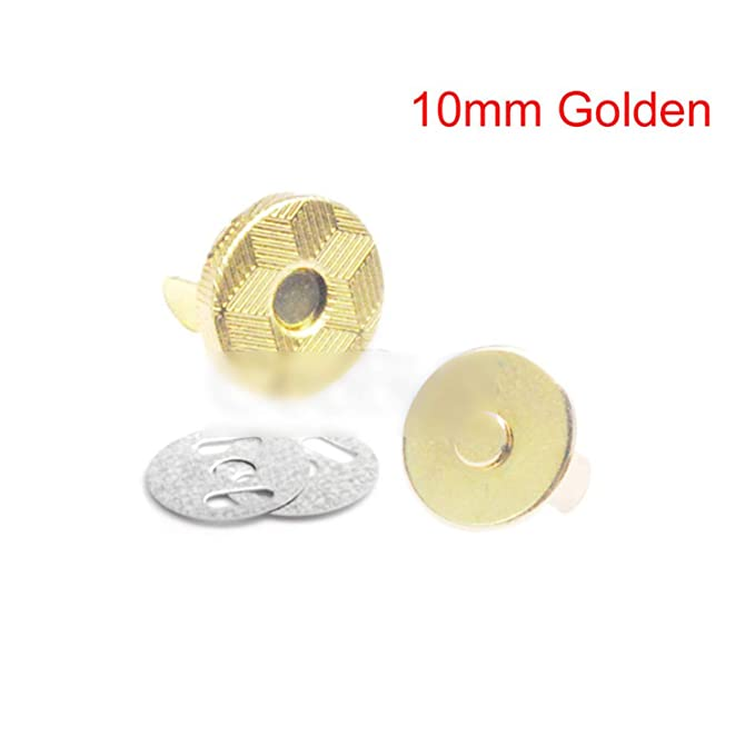 10set Strong Magnetic Snap Fasteners Broches Botones .10mm ...