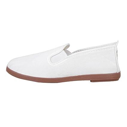Zapatillas Kung Fu/ Thai Chi. Blanco