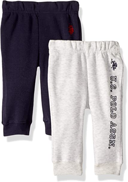 Polo Assn Baby Boys 2 Pack Jogger U.S