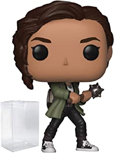 Marvel: Spider-Man Far from Home - Mary Jane (MJ) Funko Pop! Vinyl Figure (Includes Compatible Pop Box Protector Case)
