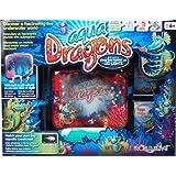 Aqua Dragons Deluxe avec des lumiÇùres LED