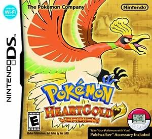 Pokemon HeartGold Version - Nintendo DS Standard Edition