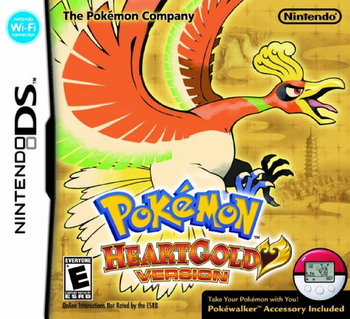 Pokemon HeartGold...