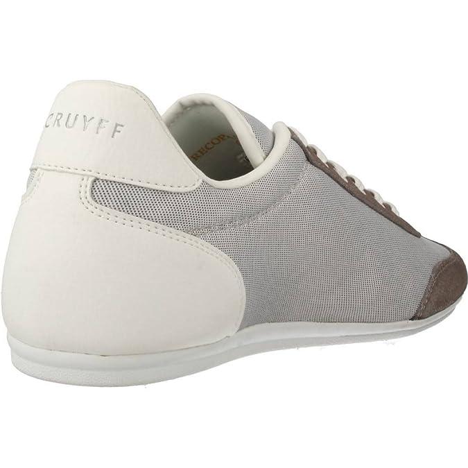 CRUYFF Zapatos Para Hombre, Color Blanco, Marca, Modelo Zapatos Para Hombre Recopa Classic Blanco: Amazon.es: Zapatos y complementos
