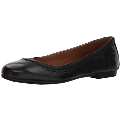 FRYE Womens Tinsley Stitch Ballet: Shoes