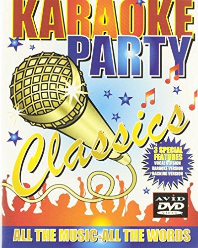 (Karaoke Party Classics [DVD] )