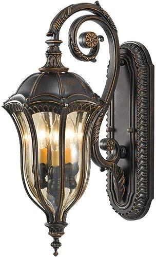 Feiss OL6002WAL Baton Rouge Outdoor Patio Lighting Wall Lantern