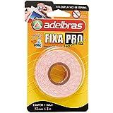 Fita Dupla Face, Fixa Pro Espuma, 12mmX2mts, Adelbras