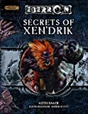 Secrets of Xen'drik, Keith Baker and Amber Scott, 0786939168