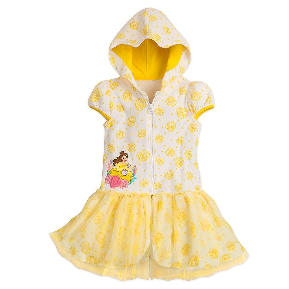 Disney Belle Swim Cover-Up for Girls - White 5803046950340020