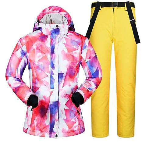 nuovo arriva Regno Unito prodotti di qualità tuta sci donna