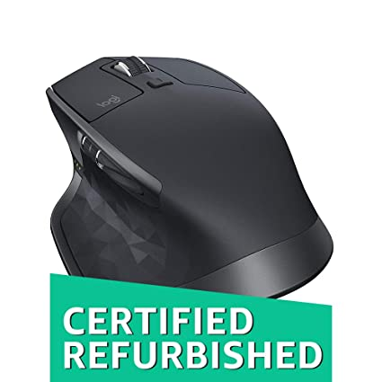 d413a69ec5c Amazon.com: Logitech MX Master 2S Wireless Mouse with FLOW Cross-Computer  Control and File Sharing for PC and Mac, Graphite (Renewed): Computers & ...