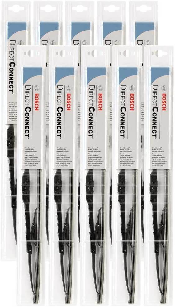 "Bosch 40516 DirectConnect Wiper Blade - 16"" (Pack of 10)"
