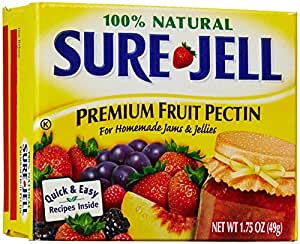 Sure Jell Dry Pectin - 1.75 Ounces