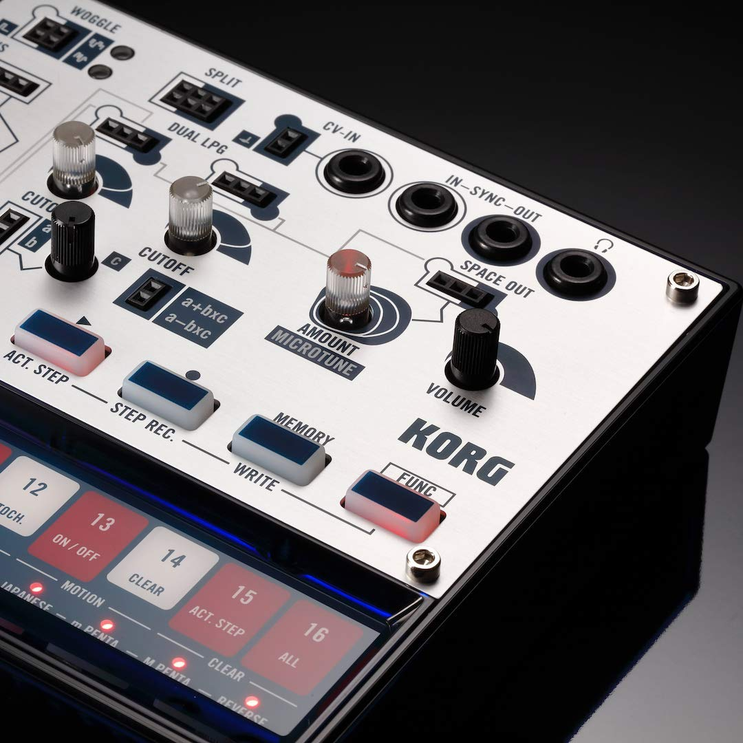 Korg Volca Modular Semi-Modular Synthesizer with Sequencer by Korg (Image #5)