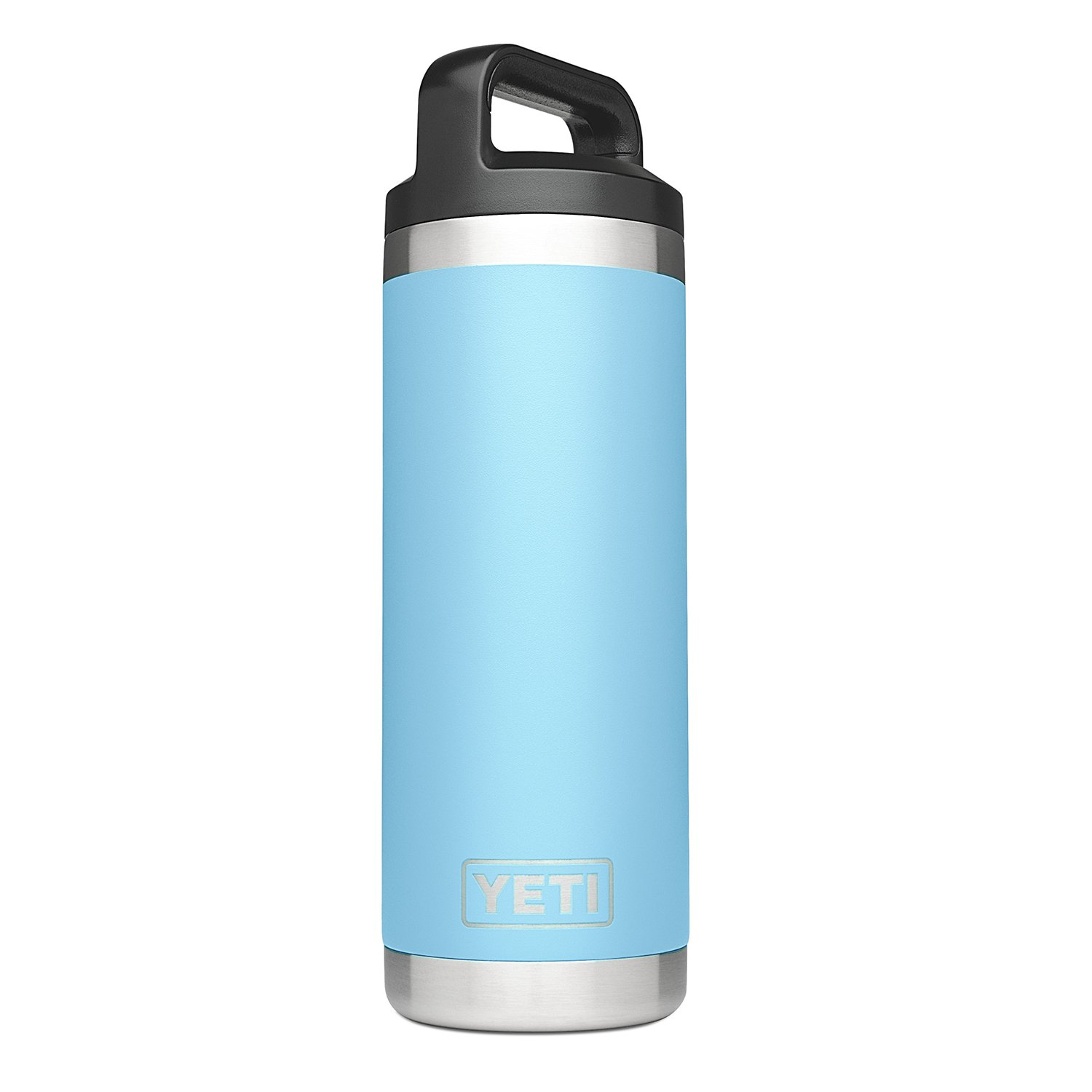 YETI Rambler 18oz Bottle, Sky Blue