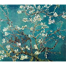 Van Gogh Almond Blossoms Floral Fine Art Poster 16 x 20 inches