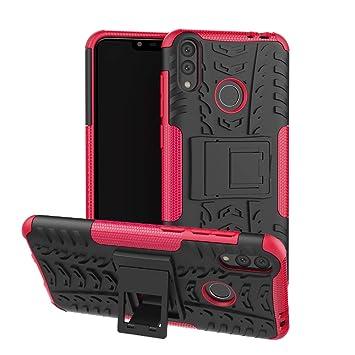 Coque pour Huawei Honor 8C Case Fermeté et Souplesse Arrière Cover ...