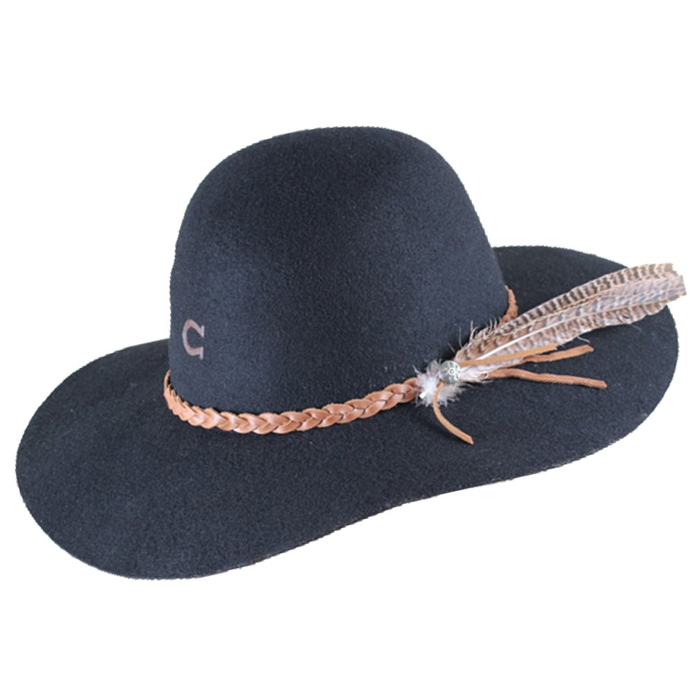 CHARLIE 1 HORSE HATS Womens Wanderlust Acorn Floppy Hat S  Amazon.co.uk   Clothing ee636fb3d91b