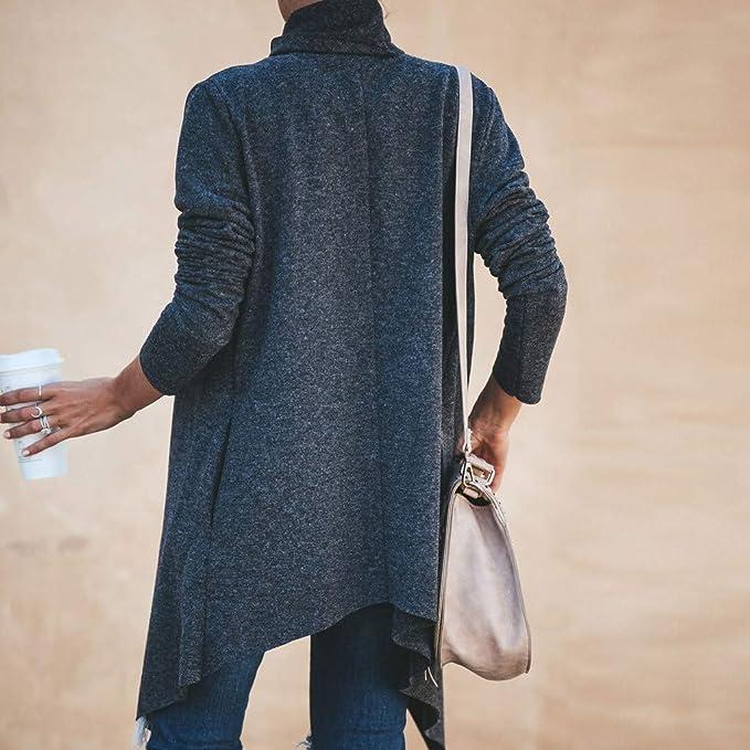 Amazon.com: Camisa floral suelta de manga larga para mujer ...