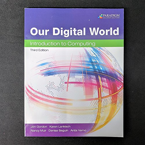 OUR DIGITAL WORLD-W/SNAP ACCESS