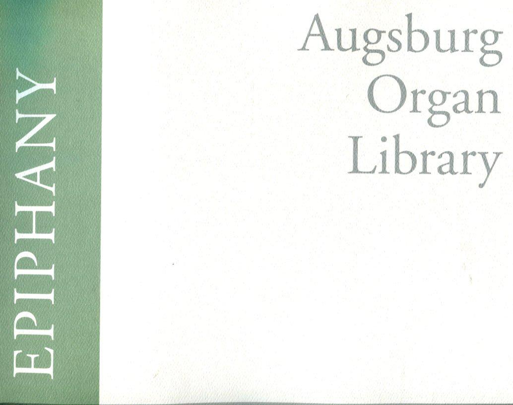 Download Augsburg Organ Library Epiphany PDF