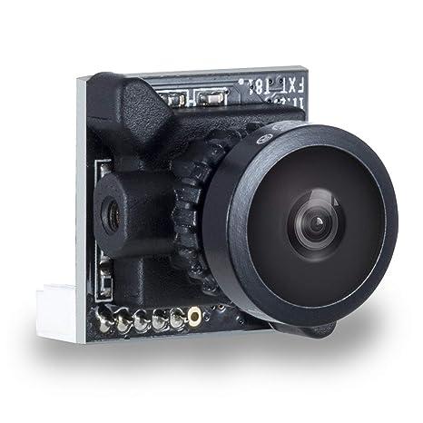 FXT 1/3 800TVL PAL/NTSC 16:9/4:3 Mini FPV Cámara con OSD ...
