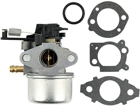 Amazon Com Carburetor For Briggs Stratton 875exi 190cc Craftsman Troy Bilt Pressure Washer Automotive
