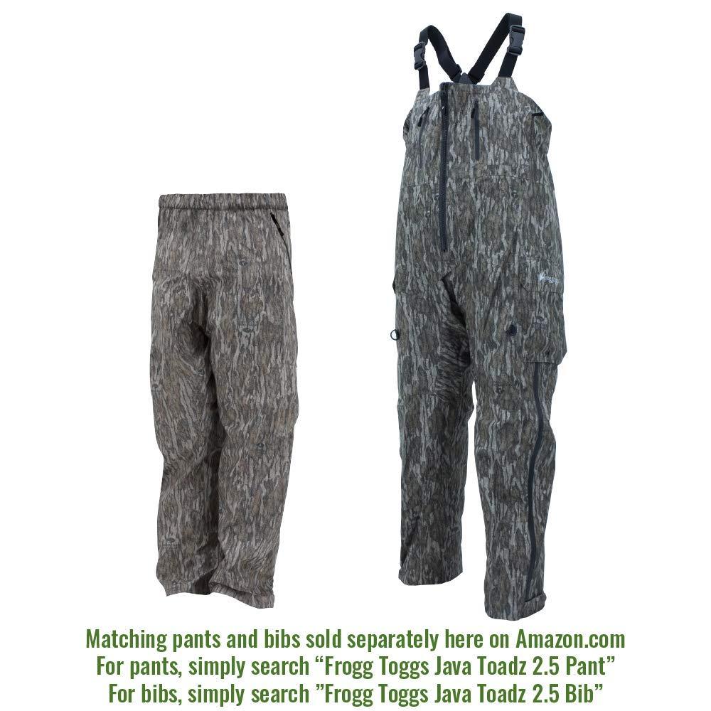 480e00c056a8f Amazon.com : Frogg Toggs Java Toadz Camo 2.5 Rain Jacket : Clothing