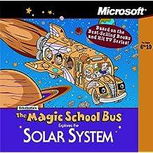 Microsoft Scholastic's The Magic School Bus Explores the Solar System (Jewel Case)