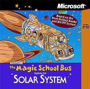 amazoncom microsoft scholastics the magic school bus