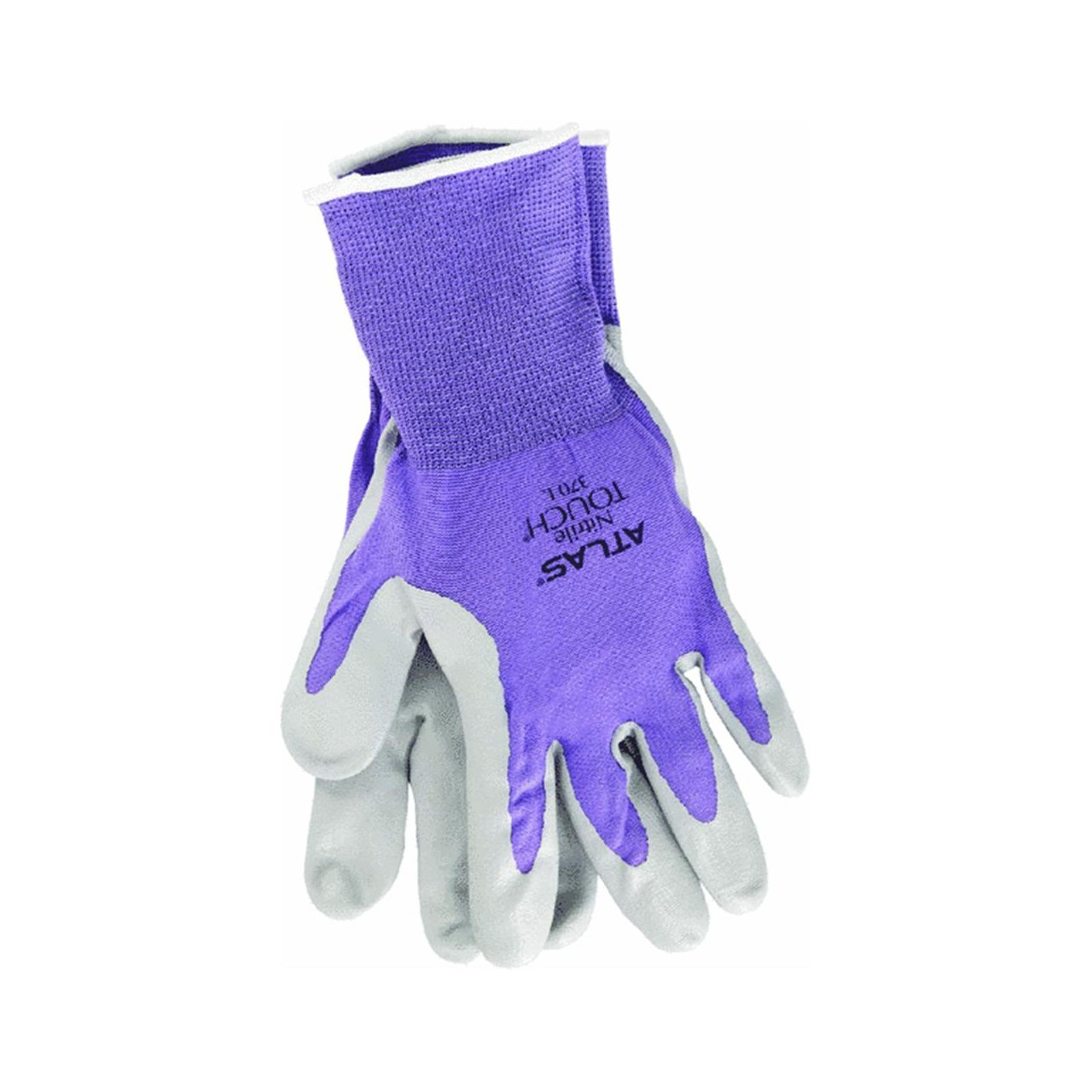 Wonderful Amazon.com : Atlas Glove NT370A6L Large Atlas Nitrile Touch Gloves : Work  Gloves : Patio, Lawn U0026 Garden