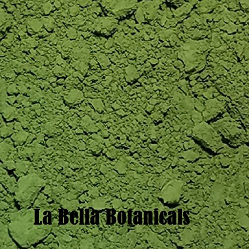 Green Pigment - Woodland Green Pigment - 30 grams (1.05 Ounce) (30g) Powdered Pigment - Mica Color - Cosmetic Grade - Mica Pigment - Green Woodland Acrylic