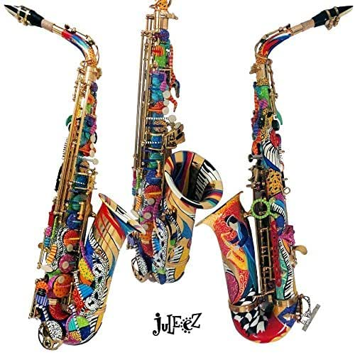 Metal Resonators On Yamaha Saxophone