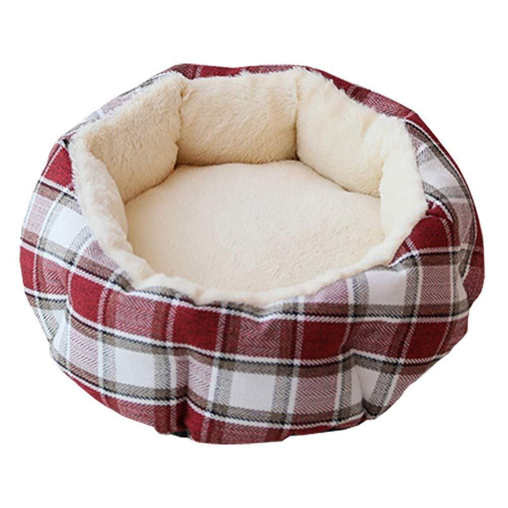 DOGW Inverno Caldo Cuscino Divano Per Animali Domestici Lettiera Per Gatti Canile (46X15 Cm)