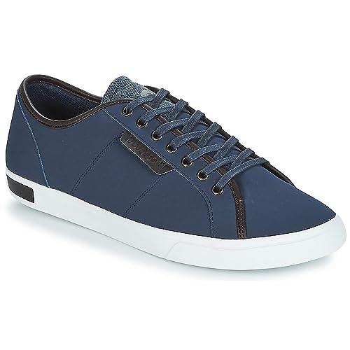 LE COQ SPORTIF Verdon Winter Craft Zapatillas Moda Hombres Dress/Azul/Regaliz Zapatillas Bajas: Amazon.es: Zapatos y complementos