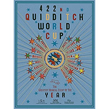Amazon.com: 422 ND Quidditch Copa del Mundo Cartel 13 x 19 ...