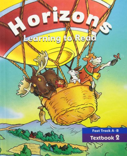 Horizons Fast Track A-B, Textbook 2 Student Edition (HORIZONS SERIES) by McGraw-Hill Education