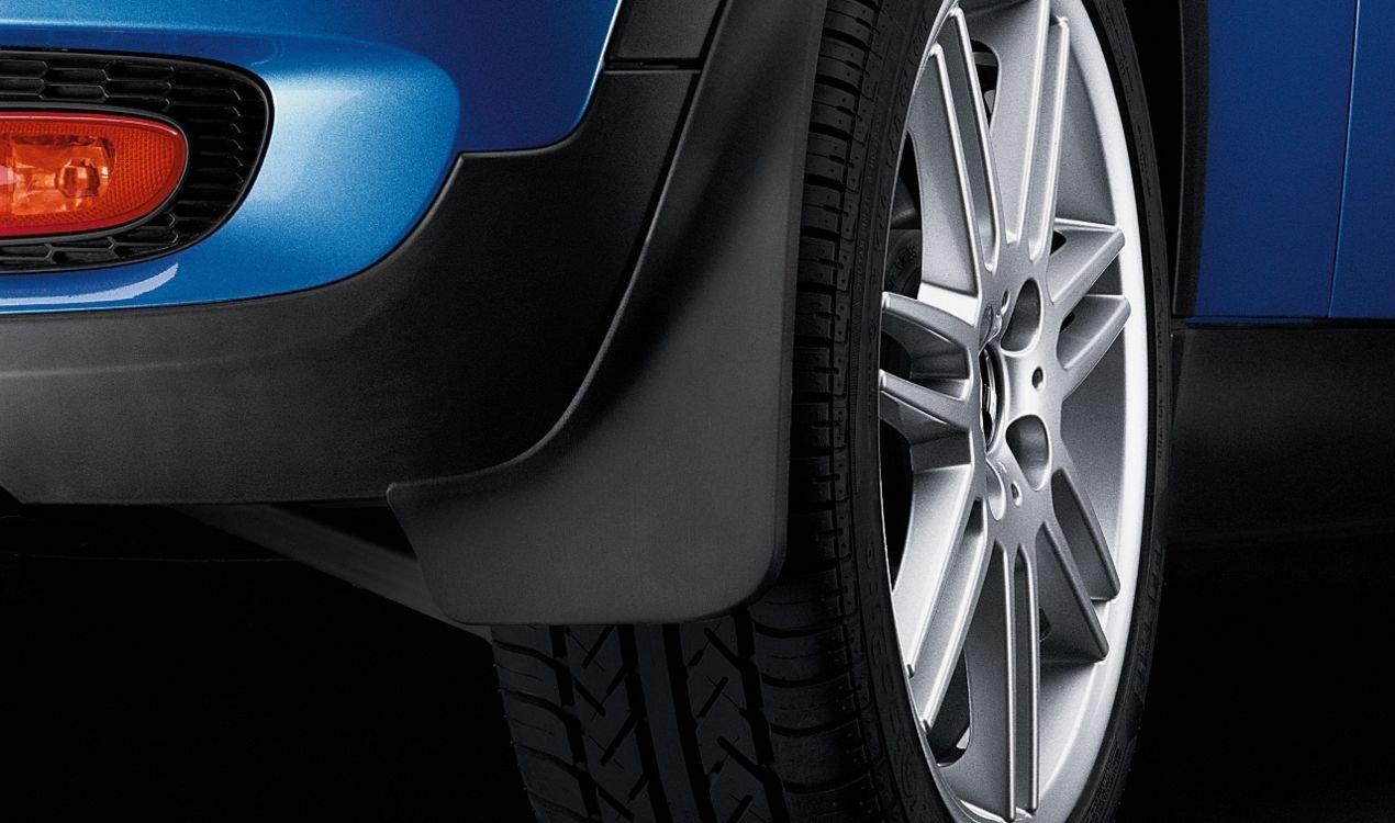 MINI Genuine Mud Flaps Guards Set Rear R56 R57 R58 R59 82160415116