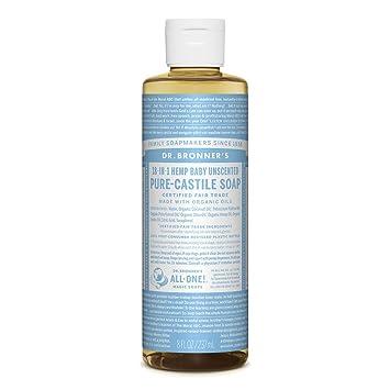 Amazon.com: Dr. Bronners Pure-Castile - Jabón líquido ...
