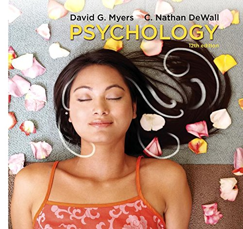 Psychology by Worth Publishers