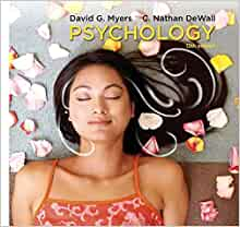 psychology 12th edition myers and dewall