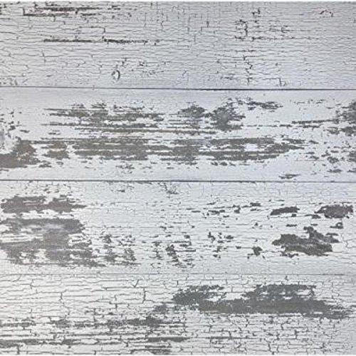 Shiplap Tool (Timeline Wood Skinnies 00955 11/32 in. x 5.5 in. x 47.5 in. Wood Panels, White (6-Pack))