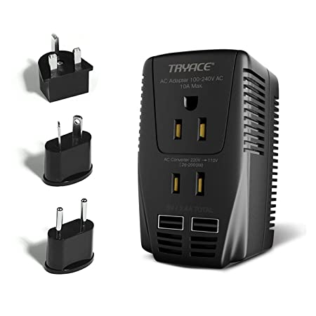 Review TryAce 2000W Voltage Converter