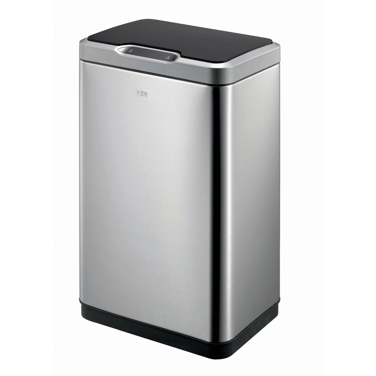 ゴミ箱 ごみ箱 センサー式 ふた付き ステンレス 30リットル EKO ミラージュセンサービン 30L EK9278MT B074L4YD2Q