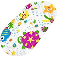 Gobesty - Alfombrilla de baño Antideslizante para niños
